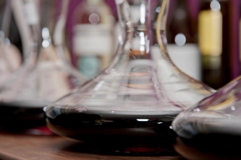 Weindegustation im Laufenthal