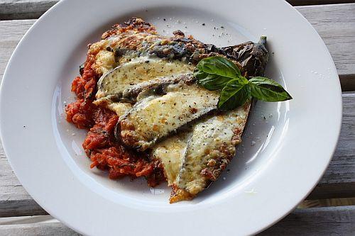 Parmigiana Rezept