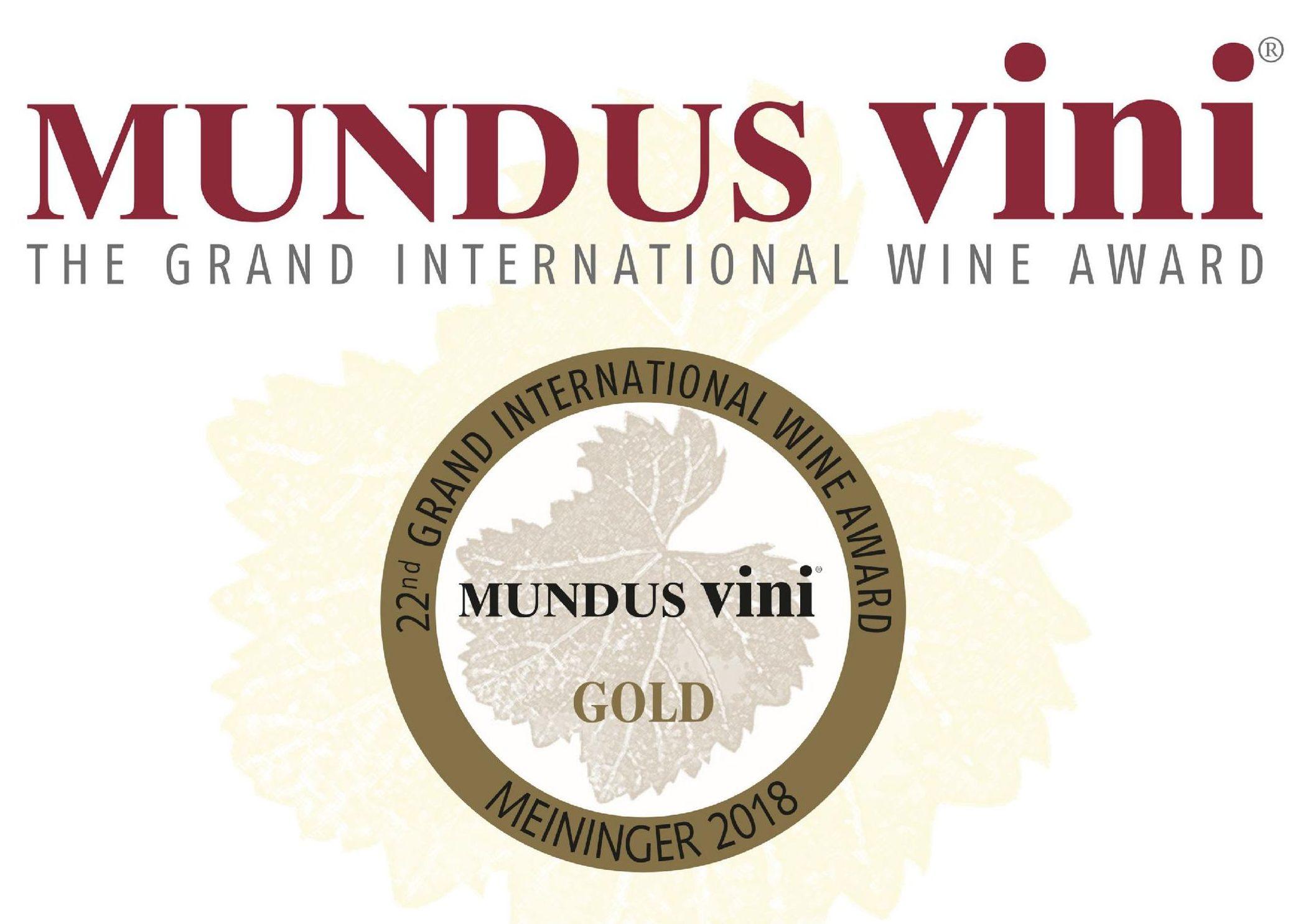 Gold für den Pinot Nero 2013