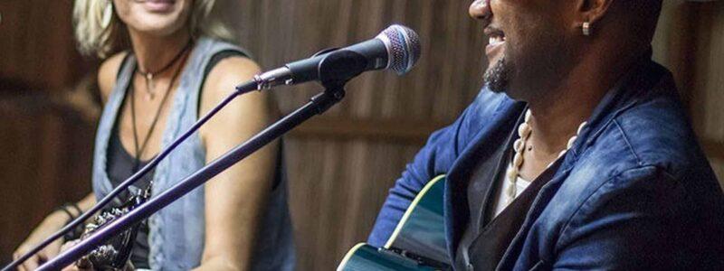 Jacky Woodridge & Elvis Simiette – Live in Concert