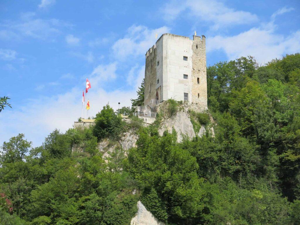 Ruine Thierstein