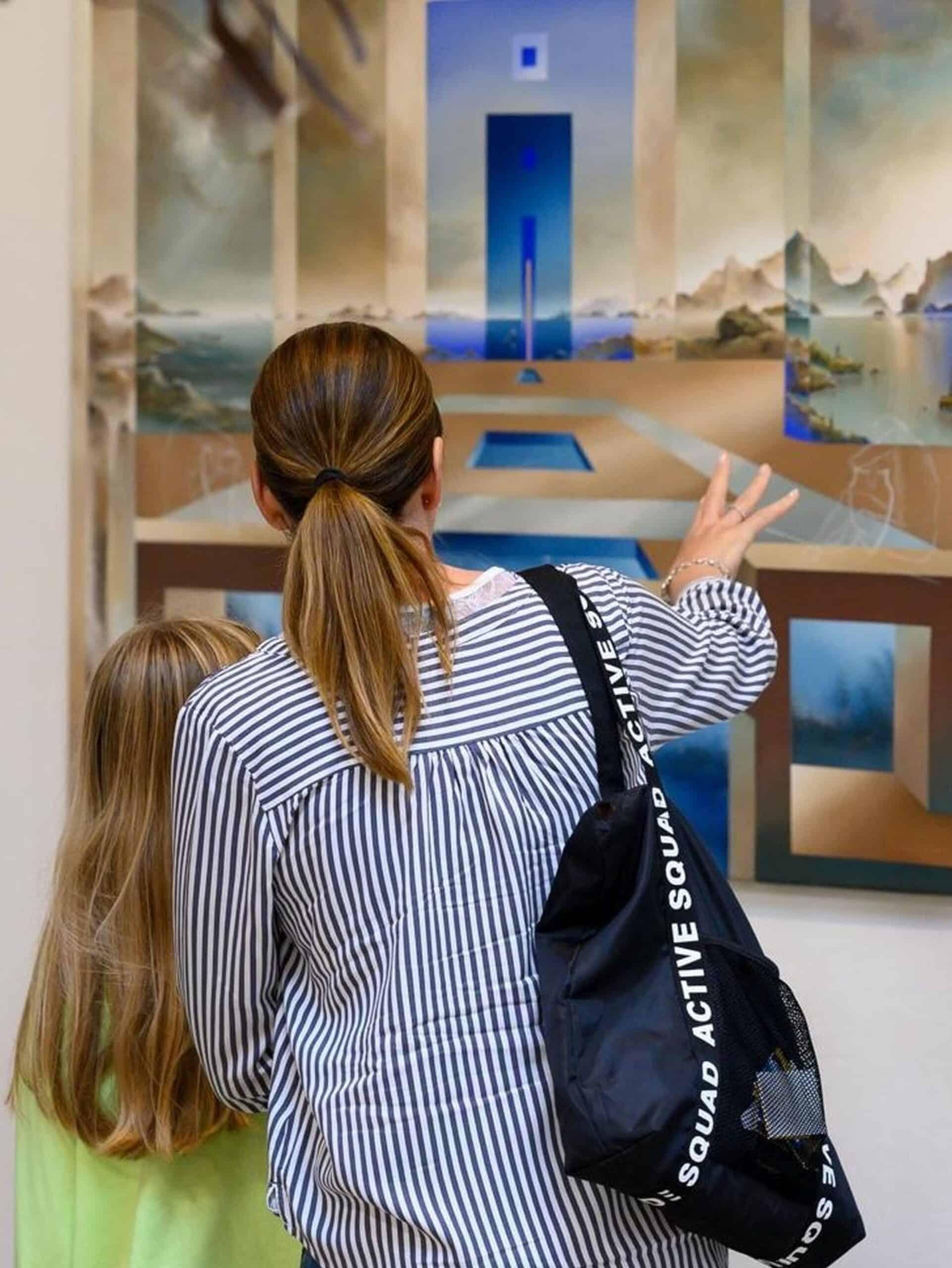 David Pflugi presents ART meets WINE