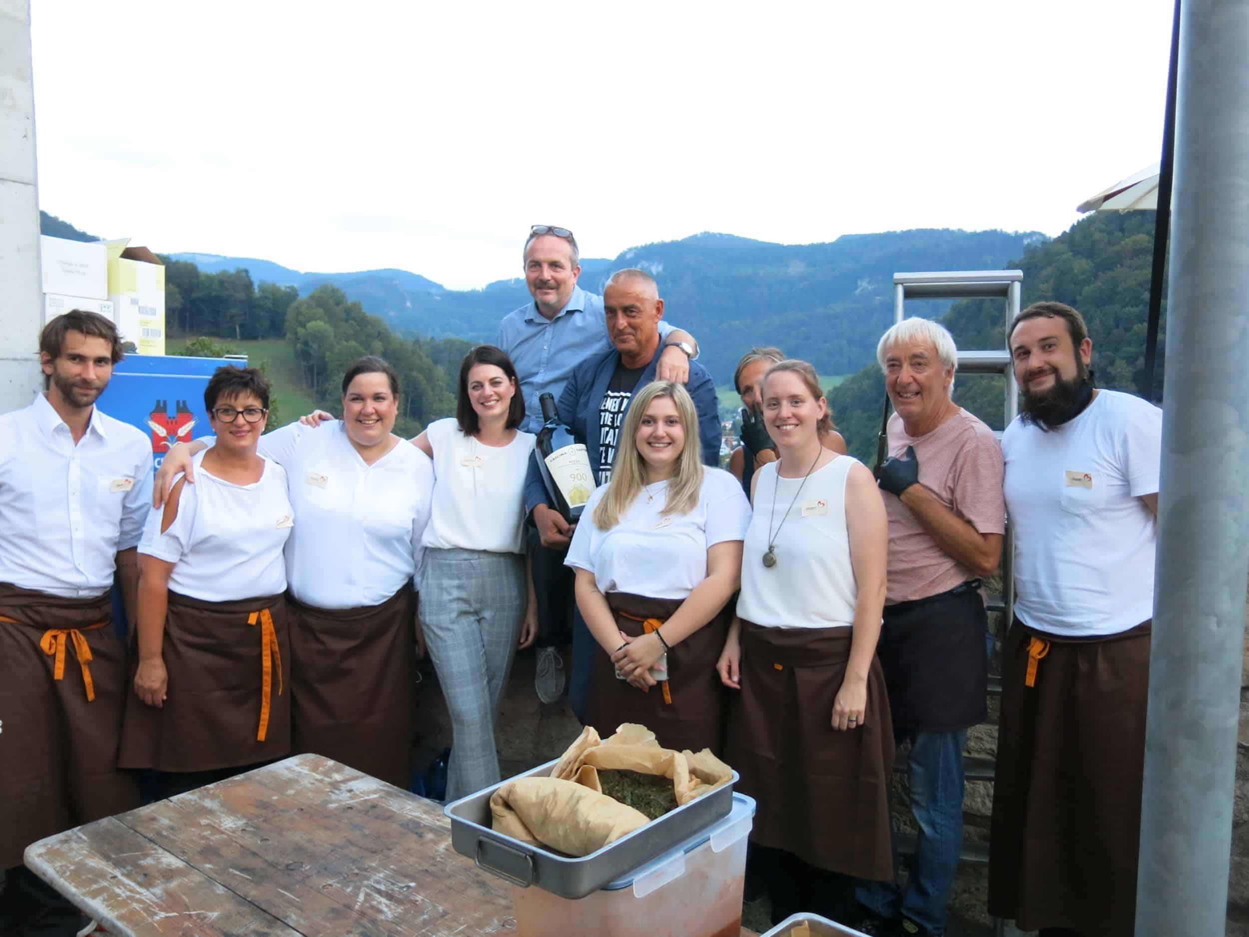 Vino San Rocco Crew