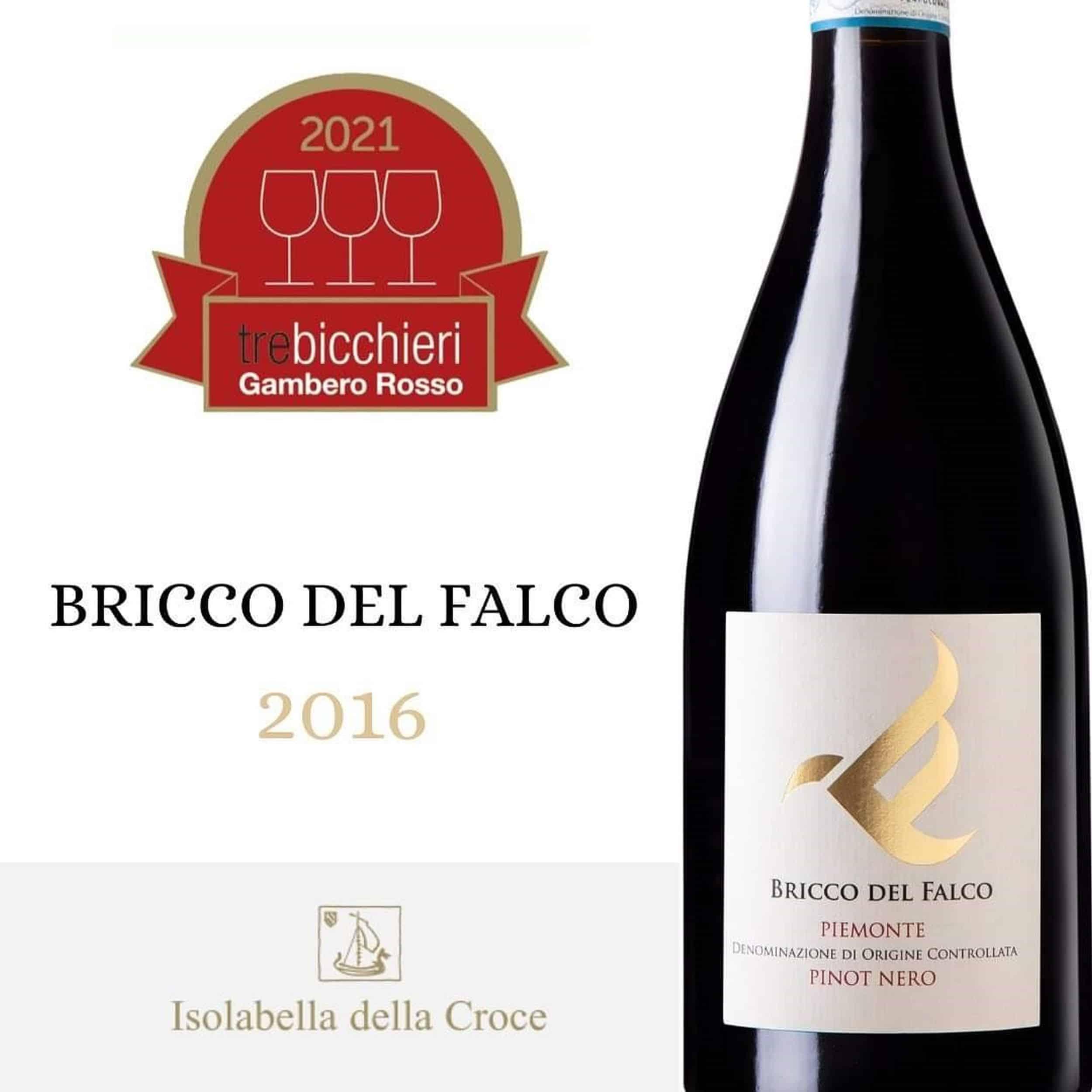 Pinot Nero Bricco del Falco 2016