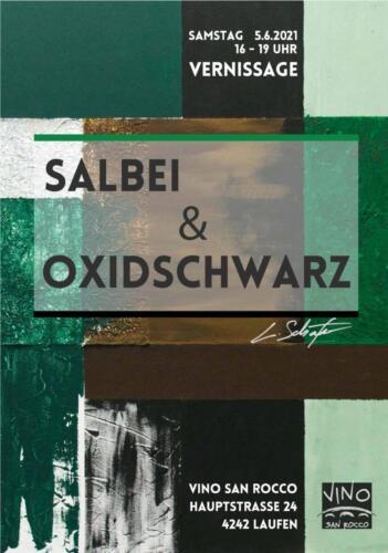 Salbei & Oxidschwarz
